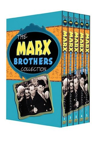 The Marx Brothers Collection (Documentary) System.Collections.Generic.List`1[System.String] artwork