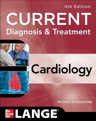Current Diagnosis and Treatment Cardiology:   2013 edition cover