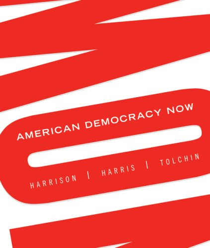 American Democracy Now   2009 edition cover