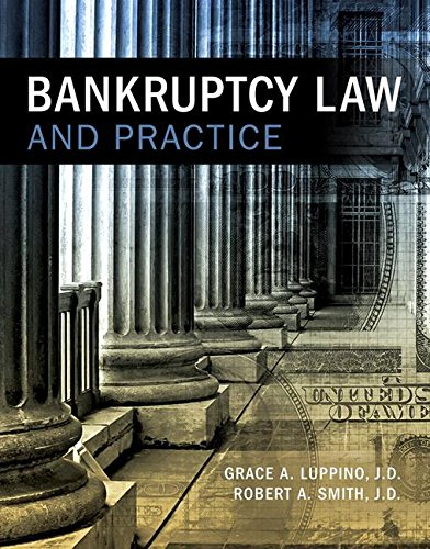 Bankruptcy Law and Practice for Paralegals   2016 9780133817270 Front Cover