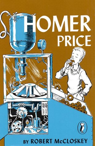 Homer Price   1976 edition cover
