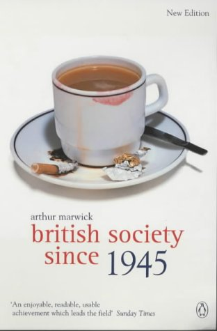British Society since 1945  4th 2003 (Revised) 9780141005270 Front Cover