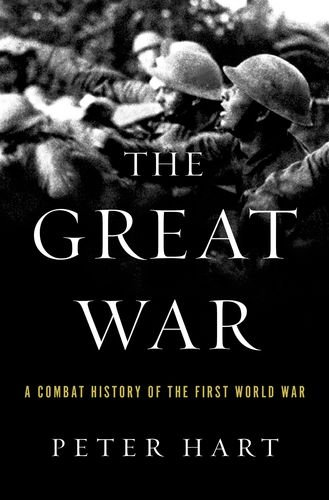 Great War A Combat History of the First World War  2013 edition cover