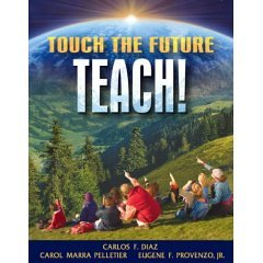 TOUCH THE FUTURE:TEACH! 1st edition cover