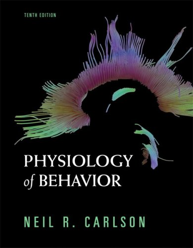 Physiology of Behavior  10th 2010 edition cover