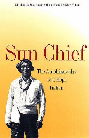 Sun Chief The Autobiography of a Hopi Indian Revised edition cover