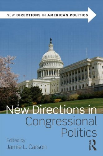 New Directions in Congressional Politics   2012 edition cover