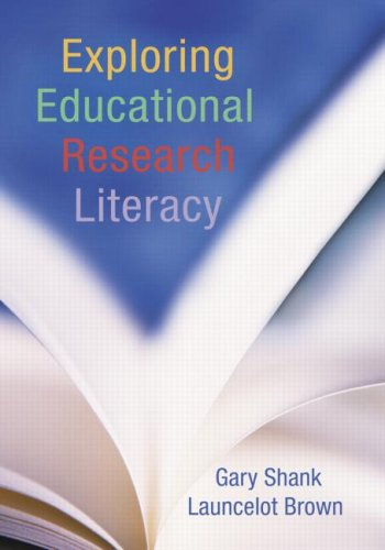 Exploring Educational Research Literacy   2007 edition cover