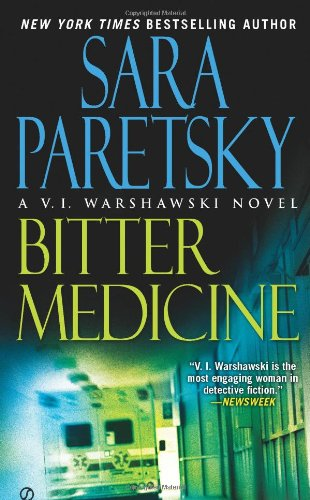 Bitter Medicine  N/A 9780451230270 Front Cover