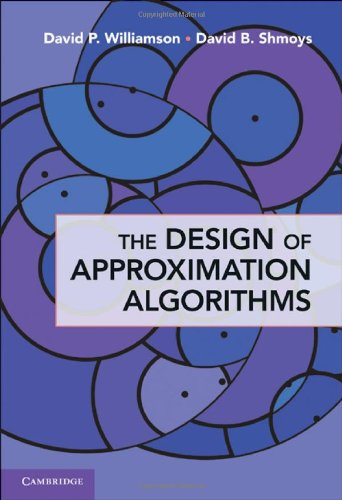 Design of Approximation Algorithms   2011 edition cover