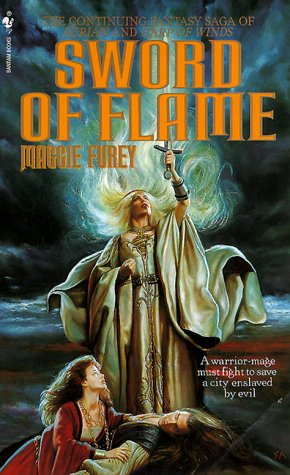 Sword of the Flame  N/A 9780553565270 Front Cover