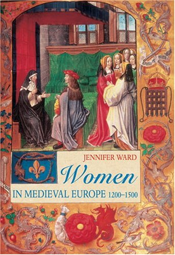 Women in Medieval Europe, 1200-1500   2002 edition cover