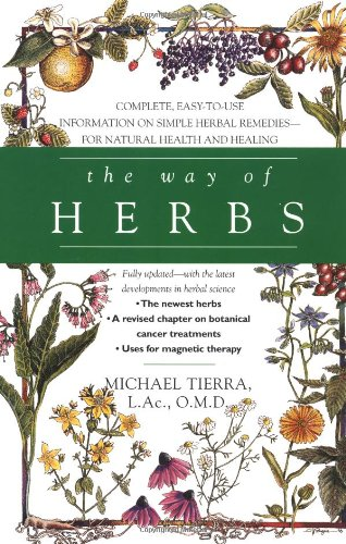 Way of Herbs  2nd 1998 edition cover