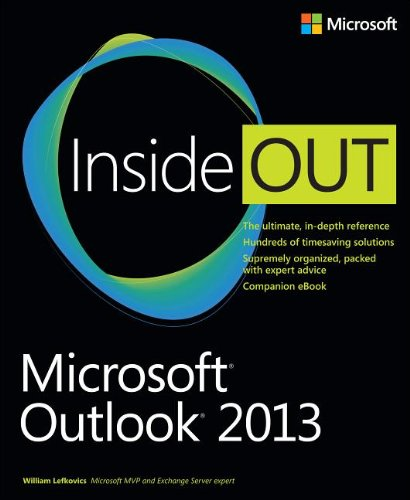 Microsoft� Outlook 2013   2014 edition cover