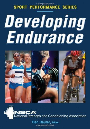 Developing Endurance   2012 edition cover