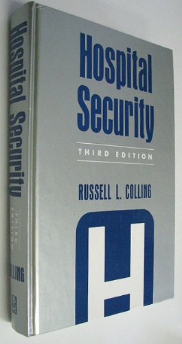Hospital Security  3rd 1992 9780750690270 Front Cover
