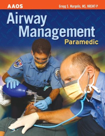 Paramedic Airway Management  2004 edition cover