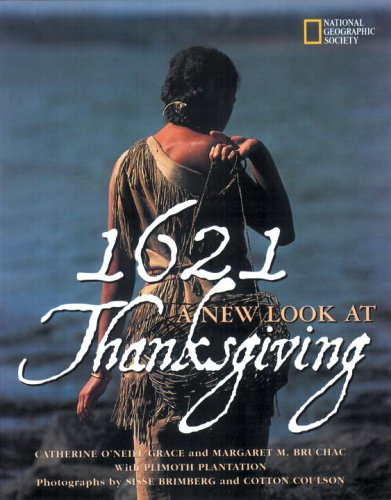 1621 A New Look at Thanksgiving  2001 edition cover