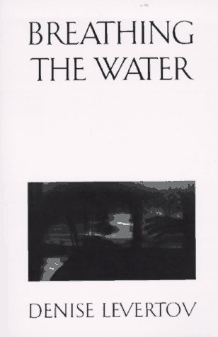 Breathing the Water  N/A 9780811210270 Front Cover