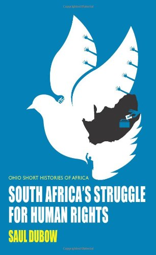 South Africa's Struggle for Human Rights   2012 edition cover
