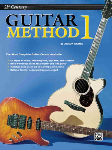 21st Century Guitar Method   1994 9780898987270 Front Cover