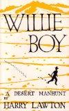 Willie Boy A Desert Manhunt N/A 9780939046270 Front Cover