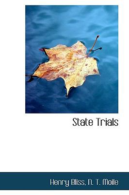 State Trials:   2009 edition cover