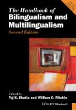 Handbook of Bilingualism and Multilingualism  2nd 2014 edition cover