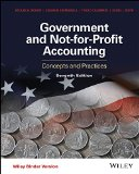 Government and Not-for-Profit Accounting Concepts and Practices 7th 2016 9781118983270 Front Cover