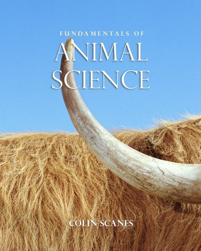 Fundamentals of Animal Science   2011 edition cover