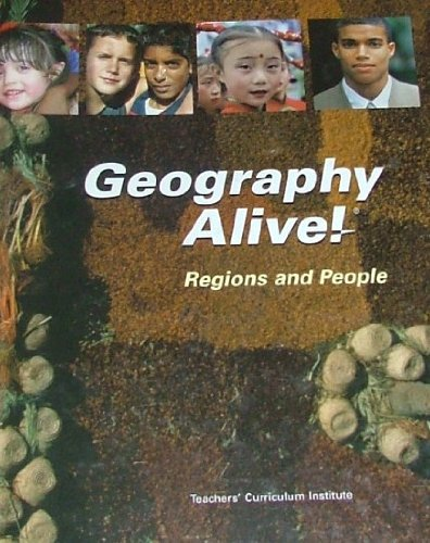 Geography Alive! 1st edition cover