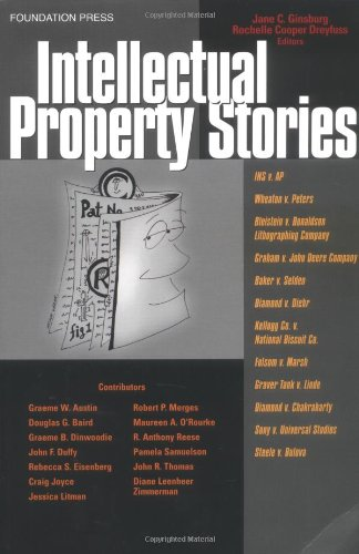 Intellectual Property Stories   2006 edition cover