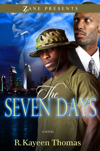 Seven Days A Novel  2013 9781593094270 Front Cover