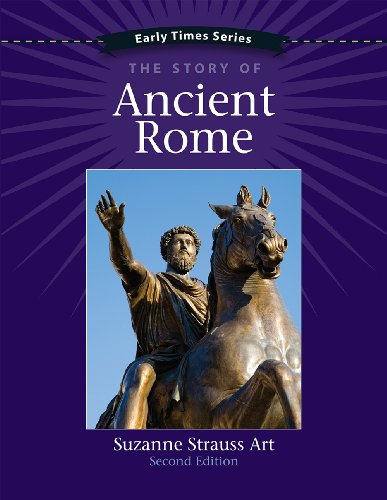 Story of Ancient Rome Second Edition 2nd 2012 edition cover