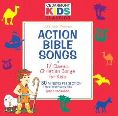 Action Songs N/A edition cover