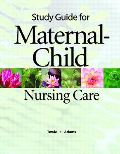 Maternal-Child Nursing Care   2008 edition cover