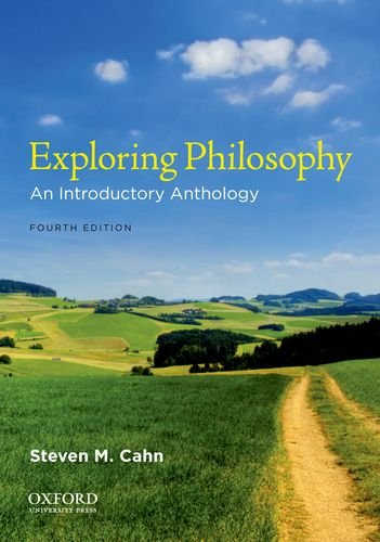 Exploring Philosophy An Introductory Anthology 4th 2011 edition cover