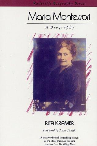 Maria Montessori A Biography N/A edition cover