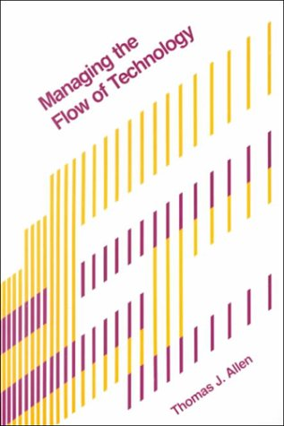 Managing the Flow of Technology   1977 9780262510271 Front Cover