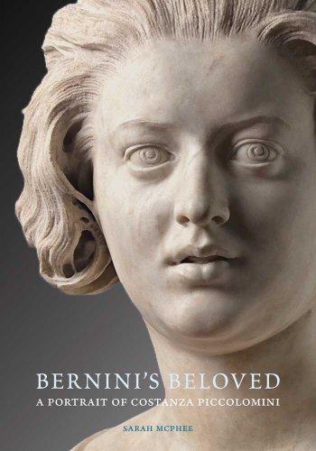 Bernini's Beloved A Portrait of Costanza Piccolomini  2012 edition cover