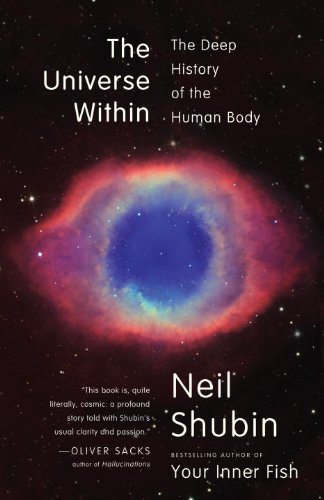 Universe Within The Deep History of the Human Body N/A edition cover