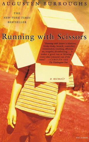 Running with Scissors A Memoir  2002 (Revised) edition cover
