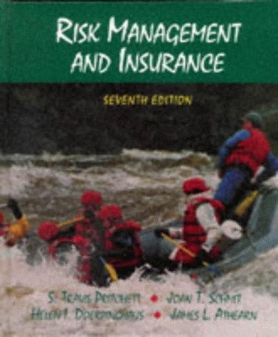 Risk Management and Insurance  7th 1996 9780314064271 Front Cover