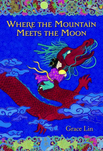 Where the Mountain Meets the Moon   2009 edition cover