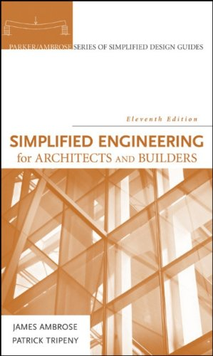 Simplified Engineering for Architects and Builders  11th 2010 edition cover