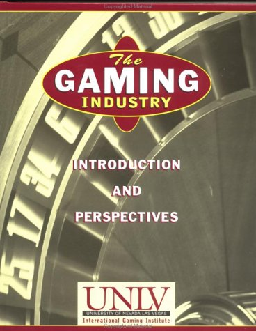 Gaming Industry Introduction and Perspectives  1996 edition cover