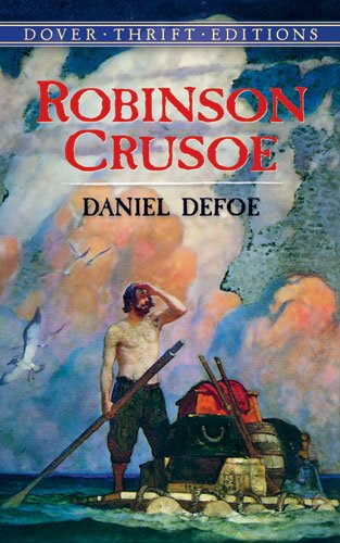 Robinson Crusoe   1998 (Unabridged) edition cover