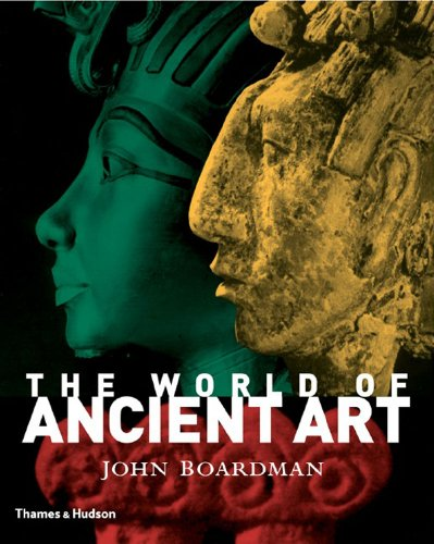 World of Ancient Art   2006 edition cover