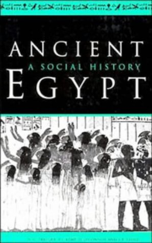 Ancient Egypt A Social History  1983 edition cover