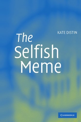 Selfish Meme A Critical Reassessment  2004 9780521606271 Front Cover
